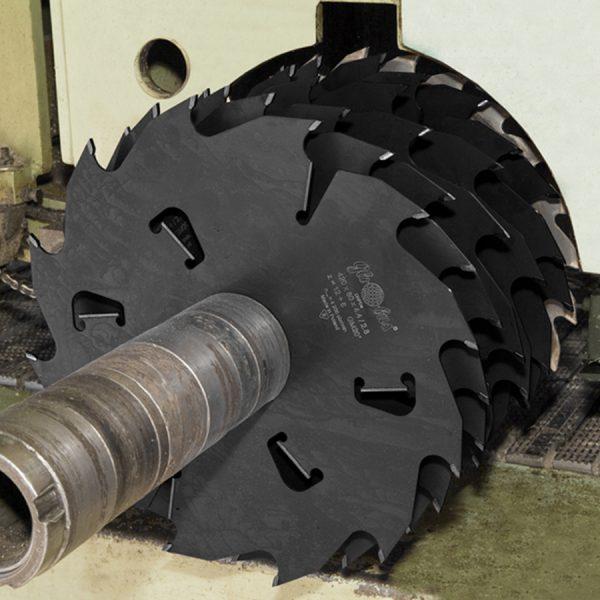Mavior Tools - PANZA CIRCULARA PLACATA CMS MULTILAME 350 70 3.8 2.5 Z-=20+4-3